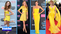 Why the Hottest Women in Hollywood Are Wearing Yellow