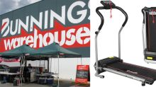 You can now buy workout equipment from Bunnings