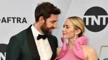 Emily Blunt Gushes Over John Krasinski, Her Kids In Heartwarming Acceptance Speech