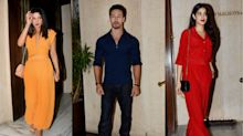 Priyanka Chopra, Tiger Shroff, Janhvi Kapoor Party Together