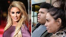 Katie Price called out for 'PR stunt' with son Harvey after alleged cocaine shame