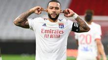 Foot - L1 - Lyon - Memphis Depay (OL):«Je n'ai jamais dit que je voulais partir»