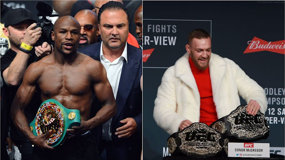 Golovkin dismisses McGregor-Mayweather as a 'commercial show'