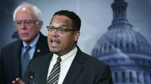 Some Democrats look to Keith Ellison, first Muslim congressman, to lead charge against Trump