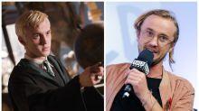 Tom Felton reveals weirdest ever 'Harry Potter' fan encounter (Exclusive)