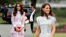 The Duchess of Cambridge's Canada tour style: 2011 versus now