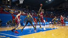 No. 2 Baylor falls to Kansas, leaving Gonzaga as college basketball's last undefeated team