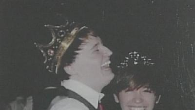 Gay Teens Crowned Prom King And Queen