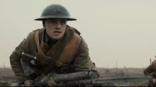 '1917' Official Trailer: Roger Deakins Guns for Oscar #2 With One-Take WWI Thriller