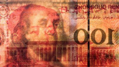China suffers biggest dollar bond default in 2 decades