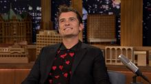 Orlando Bloom reveals the moment he showed his son Pirates of the Caribbean