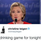 Celebrity Reactions to the Presidential Debate