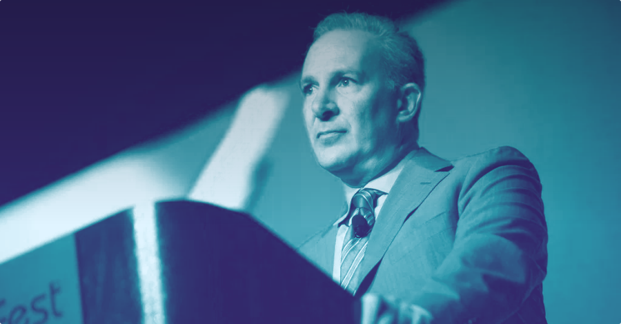 """""""Bitcoin will never hit 50k"""" says crypto skeptic Peter Schiff"""