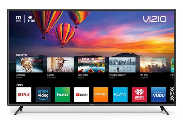 These HD widescreen VIZIO TVs are all on sale today
