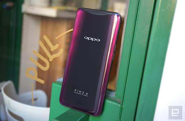 Oppo is the latest to be caught cheating on phone benchmarks