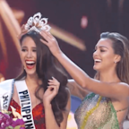 Netizens celebrate as Catriona Gray wins the Philippines' fourth Miss Universe title