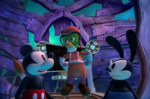 Disney draws up 20 games on Steam, including Epic Mickey 2