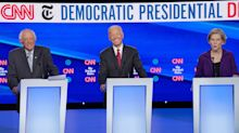 Democrats square off in 4th presidential debate