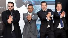 The Original 'Power Rangers' Cast Reunite on the Red Carpet, Ready for Action!