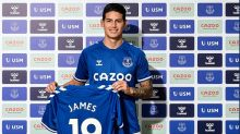 Mercato - Real : James transféré gratuitement à Everton ?