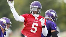 Report: Vikings not likely to pick up fifth-year option on Teddy Bridgewater