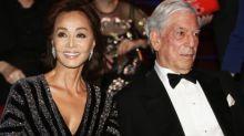 Isabel Preysler le construye una piscina a Mario Vargas Llosa