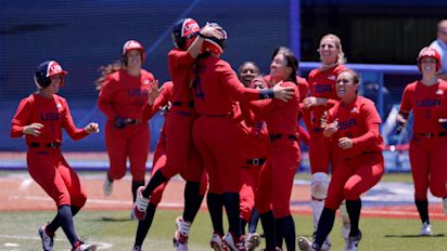USA Softball punches ticket to gold-medal game