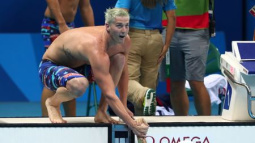 U.S. Olympic swimmer Feigen says he omitted facts to protect teammates