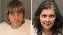 Prosecutors accuse parents of torturing California siblings