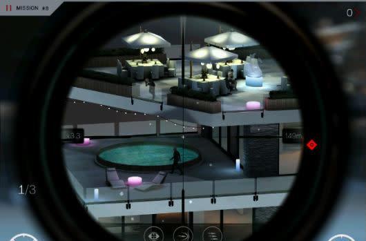 Hitman Sniper studio can cherry pick from Square Enix's series