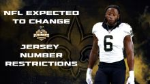 New Jersey Number Rule Expected from NFL