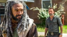 'The Walking Dead': Khary Payton on Ezekiel and Carol, Season 8, and Shiva