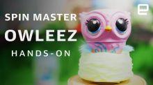 Spin Master Owleez Hands-On
