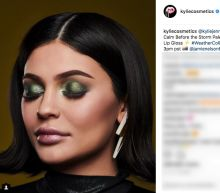 Kylie Jenner teases makeup collection inspired by her daughter