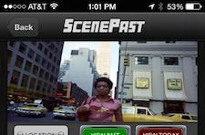 ScenePast: See famous movie locations then and now