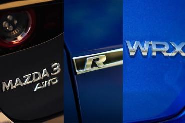 別小看Mazda 3 Turbo,論加速Subaru WRX只有看尾燈的份,Volkswagen Golf R也只險勝