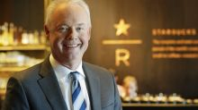 Starbucks CEO sees more stores, faster innovation as key