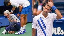 'I'll never forget': Novak Djokovic's frank US Open admission