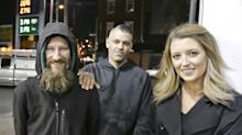 New Jersey couple and homeless man whose feel-good story went viral charged with GoFundMe scam