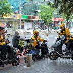 Meituan Sinks as CEO Deletes Post Seen Critical of Beijing