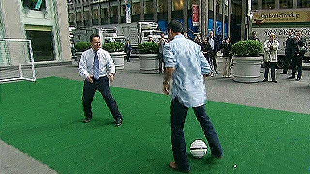 Fox Flash: Landon Donovan