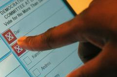 NIST to recommend decertifying direct record electronic voting
