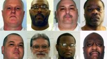 Arkansas carries out first of planned executions