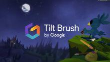 Google open sources Tilt Brush VR software as it shuts down internal development