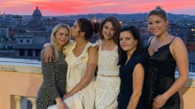 Selena Gomez Shares Personal Photos From Her Italy Birthday Vacation on Instagram