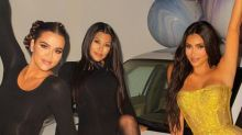 Kim Kardashian's sisters throw 'epic surprise party' for reality star's 40th birthday