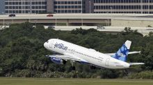 JetBlue seat revenue outlook takes steam out of strong earns