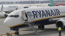 Ryanair recognizes German union to represent cabin crew: Verdi