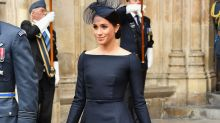 Blue or black? Meghan's dress causes confusion