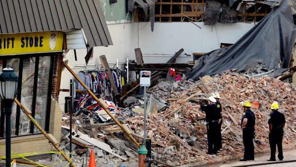 Memorial park planned at site of deadly Phila. building collapse